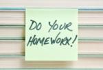 do-your-homework